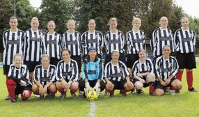 150 Countdown |  Maidenhead United Women Established