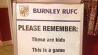 Didsbury Toc H Plate QF v Burnley RUFC