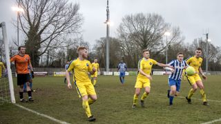 Thatcham Town FC Development vs Aston Clinton FC Reserves 16 February 2019