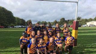 Beckenham U15 Girls kick off National Cup campaign