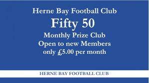 Fifty 50 Prize Club