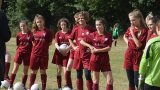 U15 Girls v Castle Colts (Cup Semi Final)
