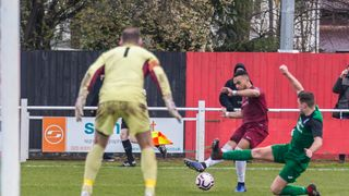 17/03/19 v Cray Valley (a) FA Vase, by Kent Pro Images