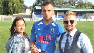 28/09/19 v. Ashford Utd (h) Velocity Trophy