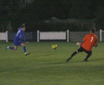 Hythe Match Report