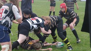 Harpenden vs Marlow Ladies (A)