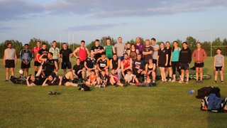 Summer Touch Rugby sessions start at 7.00 pm on Tuesday 15th May come and join England's No1 O2 Touch Rugby Centre