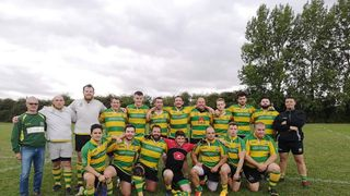 Abingdon 2XV win with an 8 try thriller!