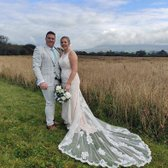 Many Congratulations to the New Mr & Mrs Shorrock from all at BRUFC