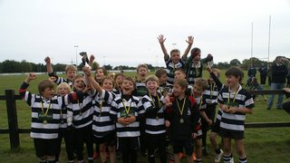 royston under 10's win north herts festival