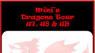 Minis Dragons Tour 2018
