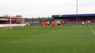 Bridlington Town (a) Lge Cup Semi Final (mobile shots)