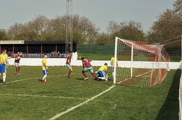 Curtis scores in the 1st minute