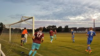 Pontefract Collieries, Friendly (h) 02.08.2018 Mobile shots