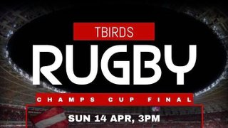 T-Birds contest the Championship Playoff final