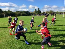 Little Minis weekly sessions for children aged 3 to 5 years