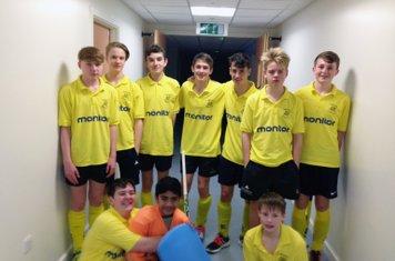 Gordonians U-16s Indoor