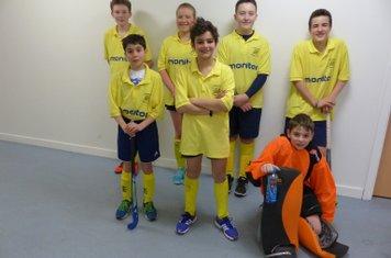 Gordonians U-14 - Yellows