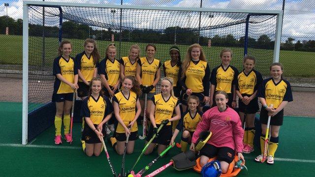 Under 14 Girls Gold