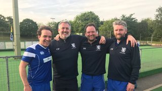 Gordonians playing for Scotland Over 40s & Over 50s