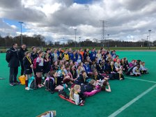 Over 70 girls and boys enjoy Gordonians U-12 tournament