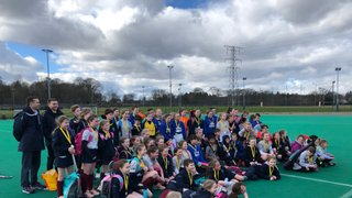 U12 Tournament Countesswells - 24 March 2019