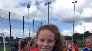 Ailsa victorious with Scotland U-16s