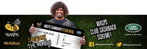 Club Cashback Wasps Tickets