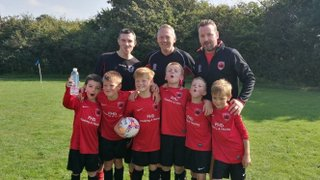 Foresters Wolves U8 v Stone Cross Royals Gold (18 Sep 2016)