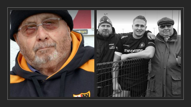 St Austell RFC mourns the loss of a Club stalwart