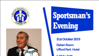 Sportsman's Evening - POSTPONED