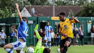 ROCKS SLIP TO SECOND PRE-SEASON DEFEAT