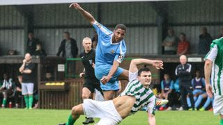 MERRYFIELD GOAL SEALS WAKERING WIN