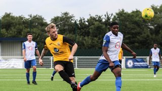 IMPRESSIVE AVELEY OVERCOME ROCKS