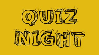 QUIZ NIGHT IN THE ROCKS BAR - FRIDAY 30th AUGUST.