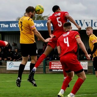 MERSTHAM GAME ENDS ALL SQUARE