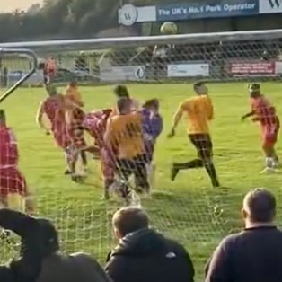 MAGNIFICENT ! - SEVEN GOAL THRILLER IS DECIDED BY BARTONS LAST GASP HEADER