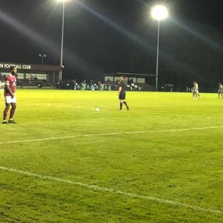 ROCKS GO DOWN AT IN-FORM POTTERS BAR