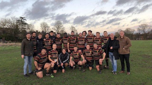 Men's 1st XV