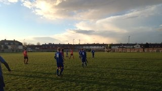 Burnham Utd away