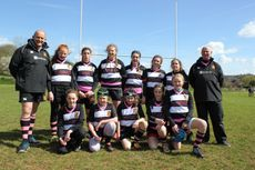 U13 Walcot Girls