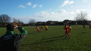 Home to Binfield Titans 21-11-15
