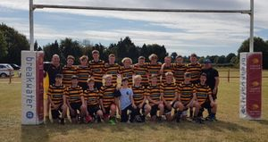 Southwold U16's first home game produces a great win