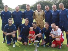 Championship Side Reunites for Sion Edwards Testimonial
