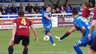 Bangor City First Team v Cardiff Met - Sun 2 October