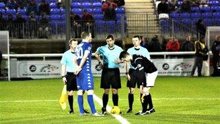 Bangor City 5-0 Bala Town (Fri, 24 Nov 2017)