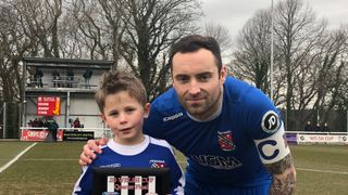 MATCH PHOTOS | Bangor City 7-0 Penydarren BGC (Sun, 4 March 2018)