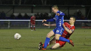 MATCH PHOTOS | Bangor City 1-2 Bala Town (Fri, 9 March 2018)