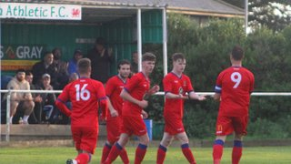 PHOTO GALLERY | CPD Bodedern Athletic FC v CPD Bangor 1876 FC - Tue, 6 Aug