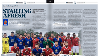 NEWS | Bangor 1876 Feature In FC Business Magazine